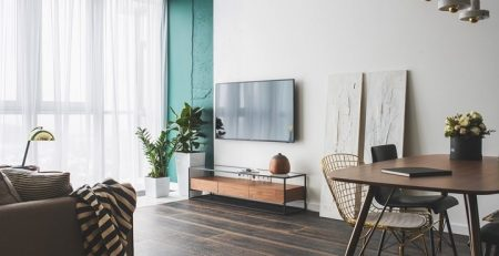 Thiết kế đẹp và bền vững là yếu tố cần có của một căn hộ cao cấp