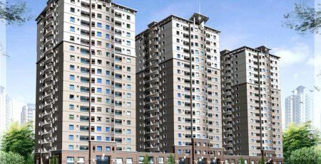 Lựa chọn vị trí căn hộ ở giữa tòa nhà